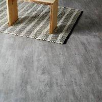 Caloundra Grey Oak effect Laminate Flooring Sample