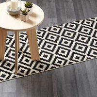 Bairnsdale Dark grey Oak effect High-density fibreboard (HDF) Laminate Flooring Sample