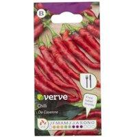 Verve Chilli De Cayenne Seed