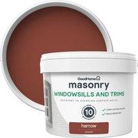 GoodHome Windowsills and trims Harrow Smooth Matt Masonry