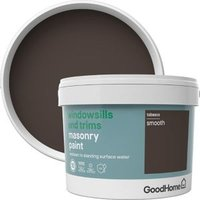 GoodHome Windowsills and trims Tobasco Smooth Matt Masonry paint  2.5L
