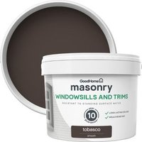 GoodHome Windowsills and trims Tobasco Smooth Matt Masonry p