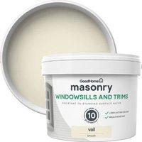 GoodHome Windowsills and trims Vail Smooth Matt Masonry