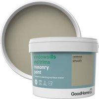 GoodHome Windowsills and trims Castleknock Smooth Matt Masonry paint 2.5L
