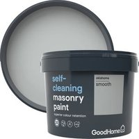 GoodHome Self-cleaning Oklahoma Smooth Matt Masonry paint  1