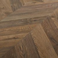GoodHome Helston Natural Oak effect Laminate flooring 2.7m ² Pack