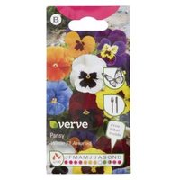 Verve Winter pansy Seed