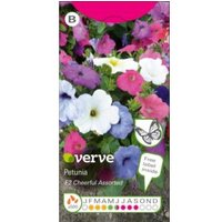 Verve Petunia F2 Cheerful Seed