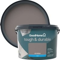 GoodHome Durable Cordoba Matt Emulsion paint 2.5L