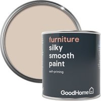 GoodHome Santa fe Satin Furniture paint 125ml.