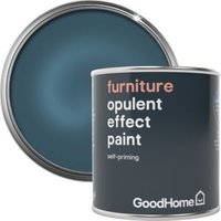 GoodHome Laguna beach Metallic Furniture paint 125ml