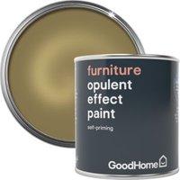GoodHome Coachella Metallic Furniture paint 125ml