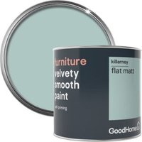 GoodHome Killarney Flat matt Furniture paint 500ml