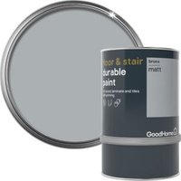 GoodHome Durable Bronx Matt Floor & stair paint 0.75L