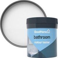 GoodHome Bathroom Alberta Soft sheen Emulsion paint 0.05L Tester pot