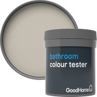 GoodHome Bathroom Merida Soft sheen Emulsion paint 0.05L Tester pot