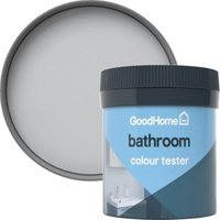 GoodHome Bathroom Melville Soft sheen Emulsion paint 0.05L Tester pot