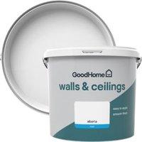 GoodHome Walls & ceilings Alberta Matt Emulsion paint 5L