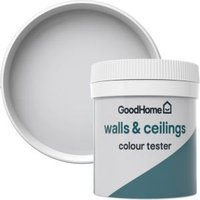 GoodHome Walls & ceilings Whistler Matt Emulsion paint 0.05L Tester pot