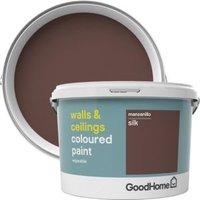 GoodHome Walls & ceilings Manzanillo Silk Emulsion paint 2.5L