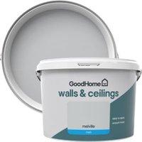 GoodHome Walls & ceilings Melville Matt Emulsion paint 2.5L