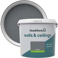 GoodHome Walls & ceilings Hamilton Silk Emulsion paint 5L