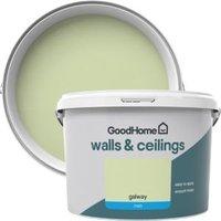 GoodHome Walls & ceilings Galway Matt Emulsion paint 2.5L