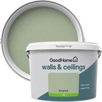 GoodHome Walls & ceilings Limerick Silk Emulsion paint 2.5L