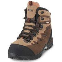 Site Elbert Brown Trainer boot  Size 8