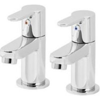 GoodHome Lecci Basin pillar tap