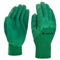 Verve Polyester (PES) Green Gardening gloves  Small