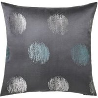 Kolla Spotted Dark green Cushion