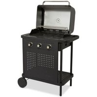 300 Rockwell 3 Burner Gas Barbecue