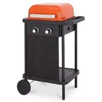 Blooma 200 Orange Rockwell 2 Burner Gas Barbecue