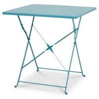 Saba Metal 2 seater Table
