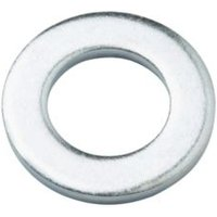 Diall M16 Carbon steel Flat washer  Pack of 20