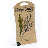 Verve Kitchen garden Rocket Seed mat