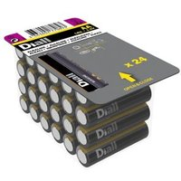 Diall Non-rechargeable AA Battery Pack of 24.