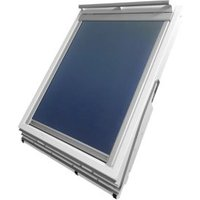 Site Blue Blackout roof window blind (H)1400mm (W)780mm