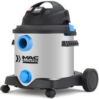 Mac Allister Corded Wet & dry vacuum  30L MWDV40L