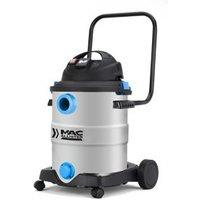 Mac Allister MWDV16L Corded Wet & dry vacuum  40L