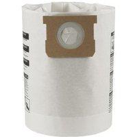 Mac Allister MVAC005 40L Vacuum filter bag  Pack of 5