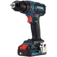 Erbauer EXT Cordless 18V 4Ah Lithium-ion Brushless Drill driver 1 battery EDD18-Li-2