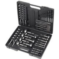 Universal Mixed drill bits  35 Pieces