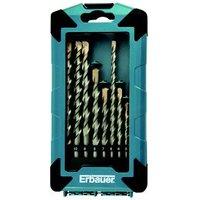 Erbauer 10 piece Masonry Drill bit Set