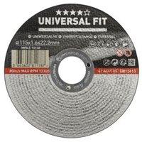 Universal (Dia)115mm Cutting disc