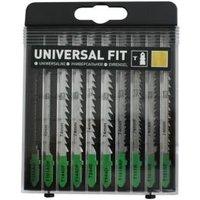 Universal T-shank Jigsaw blades SJG99902 Pack of 10