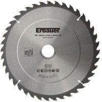 Erbauer Circular saw blade (Dia)250mm