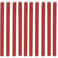 Red HB Carpenter pencil  Pack of 10