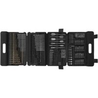 Universal Mixed Drill Bit Set with 223 Pieces